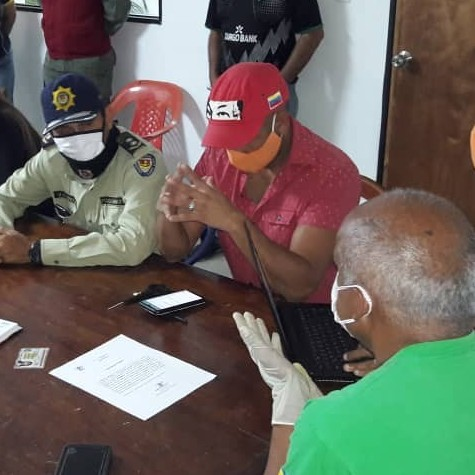 Diario Frontera, Frontera Digital,  EJIDO, Regionales, ,CPNB Ejido se mantiene activa con el Plan de Seguridad  en contra COVID-19 en Campo Elías