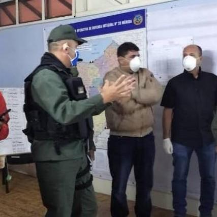 Diario Frontera, Frontera Digital,  SALA SITUACIONAL, Regionales, ,Sala Situacional monitorea ejecución de planes para prevenir Covid-19