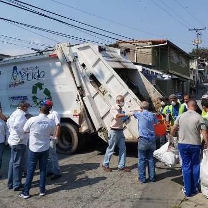 Diario Frontera, Frontera Digital,  ALCALDÍA DE MÉRIDA, Regionales, ,Alcaldía de Mérida prestó servicio de recolección de desechos en Santa Cruz de Mora y Tovar