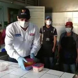 Diario Frontera, Frontera Digital,  PAE, Regionales, ,En Mérida se activó el PAE  casa a casa para llevar comida a niños y niñas