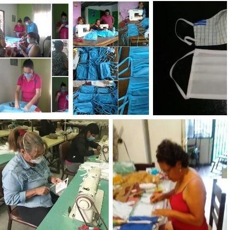 Diario Frontera, Frontera Digital,  PODER POPULAR, TAPABOCAS, Regionales, ,Poder Popular organizado ha confeccionado cerca de 3500 tapabocas