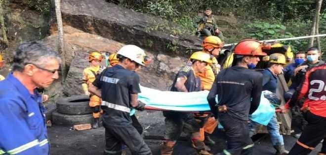 Diario Frontera, Frontera Digital,  MINEROS MUERTOS, Internacionales, ,Explosión en mina de carbón deja 11 mineros muertos en el centro de Colombia