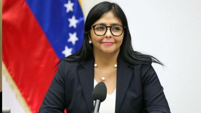 Diario Frontera, Frontera Digital,  delcy rodriguez, Nacionales, ,Delcy Rodriguez anuncia cuatro nuevos casos por COVID-19