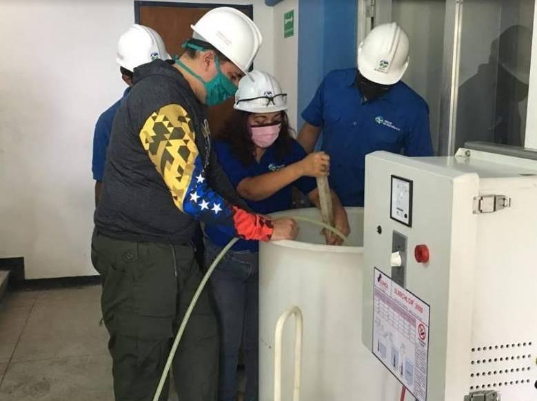 Diario Frontera, Frontera Digital,  AGUAS DE MÉRIDA, Regionales, ,Aguas de Mérida produce 600 litros de hipoclorito de sodio cada 12 horas
