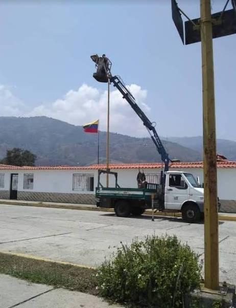 Diario Frontera, Frontera Digital,  ALCALDÍA DE MÉRIDA, Regionales, ,Alcaldía de Mérida continúa con el rescate de luminarias en la ciudad