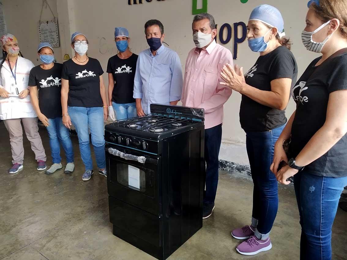 Diario Frontera, Frontera Digital,  FUNDACIÓN ZEA, Mocoties, ,Más de doscientas personas atiende la Fundación Zea Solidaria