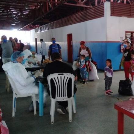 Diario Frontera, Frontera Digital,  VENEZOLANOS, FRONTERA, Nacionales, ,Por el puente o trocha: venezolanos retornan por la cuarentena