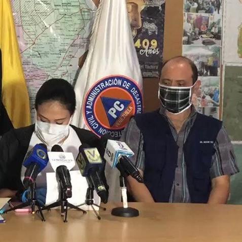 Diario Frontera, Frontera Digital,  Laidy Gómez, Nacionales, ,Gobernadora del Táchira: Presidente rectifique  sus planes de reingreso de venezolanos por la frontera