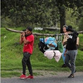 Diario Frontera, Frontera Digital,  VENEZOLANOS, Nacionales, ,Desandar el camino en medio de la pandemia:  el drama de los venezolanos que regresan por falta de recursos