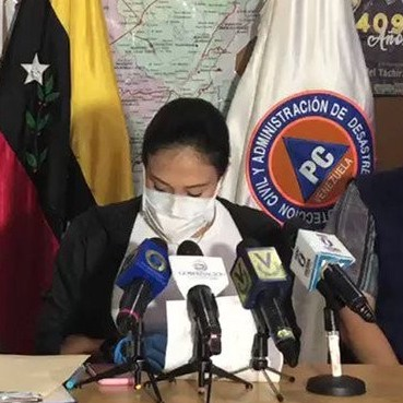Diario Frontera, Frontera Digital,  GOBIERNO DEL TÁCHIRA, Regionales, ,Gobernadora del Táchira denuncia fallas  en servicio eléctrico y pide plan de emergencia