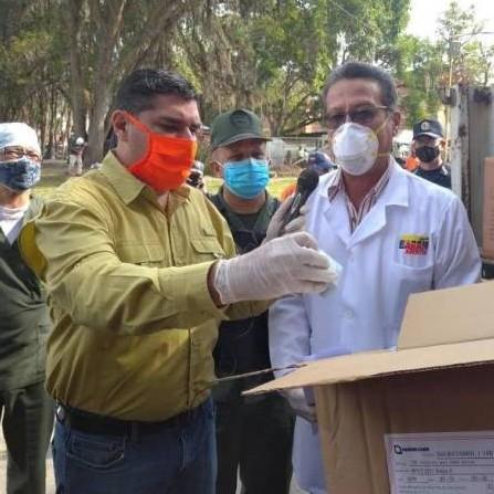 Diario Frontera, Frontera Digital,  DOTACIÓN IAHULA, Regionales, ,Entregan más de 92.000 unidades de medicinas  e insumos para Hospital Universitario de Los Andes