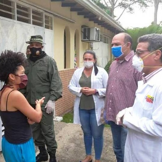 Diario Frontera, Frontera Digital,  ALBERTO ADRIANI, Panamericana, ,Gobierno Bolivariano brinda apoyo a connacionales que están retornando al país