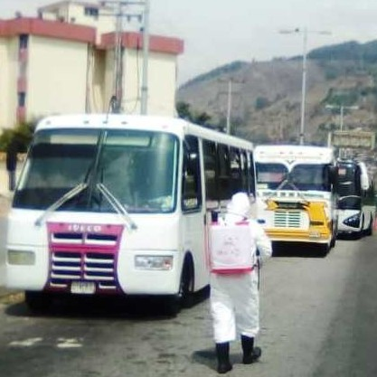 Diario Frontera, Frontera Digital,  ALCALDÍOA DE MÉRIDA, Regionales, ,Alcaldía de Mérida ha desinfectado 520 unidades en Zumba