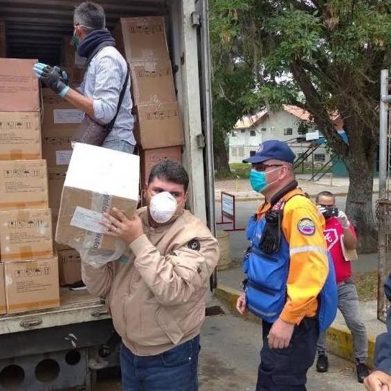 Diario Frontera, Frontera Digital,  ODDI MÉRIDA, Salud, ,Red asistencial merideña recibió  1 millón 370 mil unidades de medicamentos e insumos