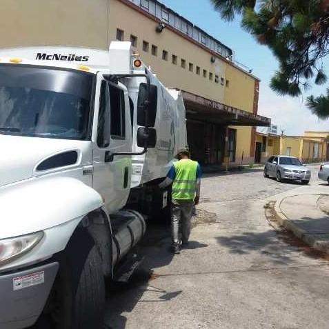 Diario Frontera, Frontera Digital,  RUTA HOSPITALARIA, ALCALDÍA DE MÉRIDA, Regionales, ,Alcaldía de Mérida ha recolectado 80 toneladas  de desechos sólidos en la Ruta Hospitalaria