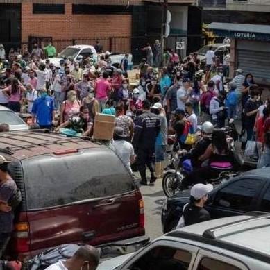 Diario Frontera, Frontera Digital,  PROTESTAS Y SAUQ4EOS, Nacionales, ,Saqueos, protestas y colapso económico:  La crisis del coronavirus se ceba con el interior de Venezuela