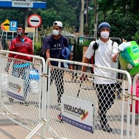 Diario Frontera, Frontera Digital,  MIGRACIÓN, FRONTERAS, Nacionales, ,Cerca de 600 venezolanos ingresan a diario por zonas fronterizas