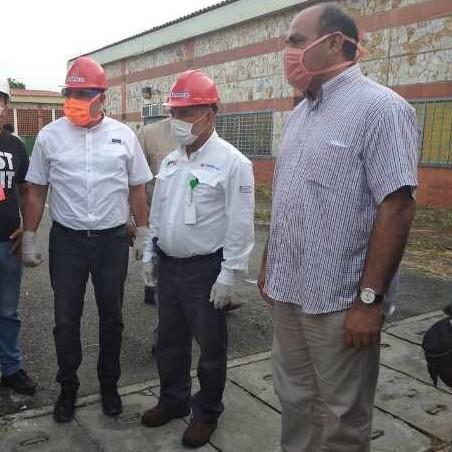 Diario Frontera, Frontera Digital,  PLANTA DON LUIS ZAMBRANO, Regionales, ,Ministro Brito constató 85% de avance en mantenimiento para termoeléctrica de El Vigía