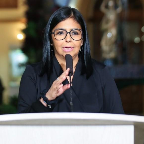 Diario Frontera, Frontera Digital,  DEL CY RODRÍGUEZ, Nacionales, ,Delcy Rodríguez ratifica medida de flexibilización de cuarentena para este domingo