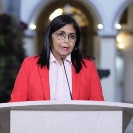 Diario Frontera, Frontera Digital,  DELCY RODRÍGUEZ, Nacionales, ,Delcy Rodríguez confirma cinco muertos por coronavirus este #2Abr