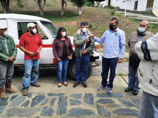 Diario Frontera, Frontera Digital,  ACEQUIAS, GOBIERNO DE MÉRIDA, Regionales, ,Acequias también cuenta con ambulancia recuperada y operativa