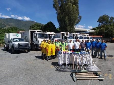 Diario Frontera, Frontera Digital,  SERGIDESOL, Regionales, ,Alcaldía de Mérida entrega insumos a trabajadores de Sergidesol