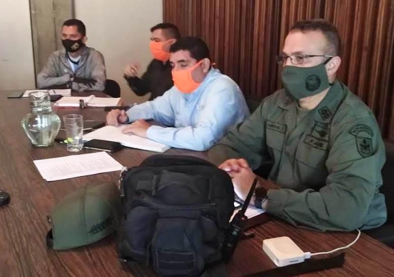 Diario Frontera, Frontera Digital,  ODDI MÉRIDA, ZODI, CLEBM, Regionales, ,Evalúan posible sinergia de actividad comercial y prevención del Covid-19 en Mérida