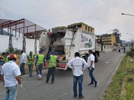 Diario Frontera, Frontera Digital,  ALCALDÍA DE MÉRIDA, Regionales, ,Recolección de residuos sólidos: Una labor que requiere responsabilidad compartida