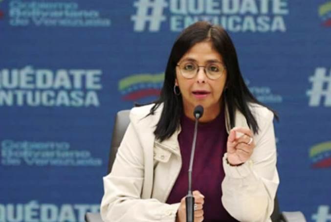 Diario Frontera, Frontera Digital,  DELCY RODRÍGUEZ, Nacionales, ,Delcy Rodríguez: 9 sectores económicos  se reactivarán en distintas franjas horarias #30May