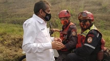 http://fronteradigital.com.ve/Urge la activación del comando unificado  contra incendios forestales en Bailadores