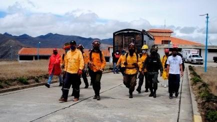 http://fronteradigital.com.ve/Desinfección en Llano del Hato lideró el Cida con apoyo de bomberos