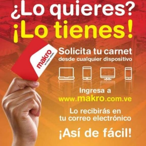 Diario Frontera, Frontera Digital,  MAKRO, Nacionales, ,Afiliarse a Makro es así de fácil