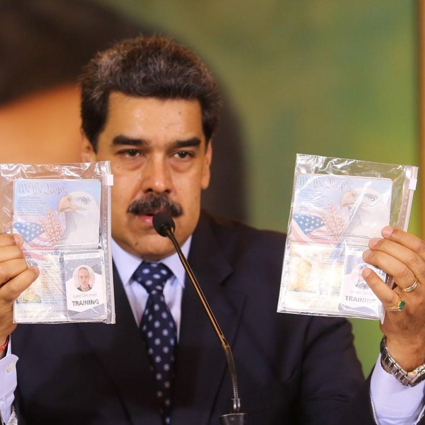 Diario Frontera, Frontera Digital,  MADURO, Nacionales, ,El rocambolesco relato del  exsoldado estadounidense capturado en Venezuela