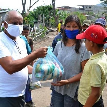 Diario Frontera, Frontera Digital,  SIMÓN FIGUEROA, Regionales, ,62 BOLSAS DE ALIMENTOS ENTREGADAS GRATUITAMENTE  A FAMILIAS VULNERABLES EN CAMPO ELÍAS