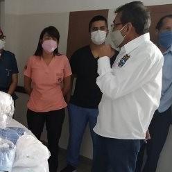 Diario Frontera, Frontera Digital,  GOBIERNO DE MÉRIDA, Regionales, ,Ambulatorios de la cuenca del Chama  recibieron kits de protección para personal médico