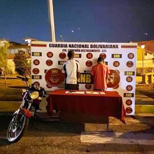 Diario Frontera, Frontera Digital,  GNB, Sucesos, ,GNB capturó a asaltantes de busetas en Mérida