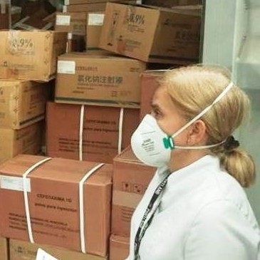 Diario Frontera, Frontera Digital,  MEDICAMENTOS DEL IAHULA, Salud, ,Arribaron 12 toneladas de medicamentos e insumos al IAHULA
