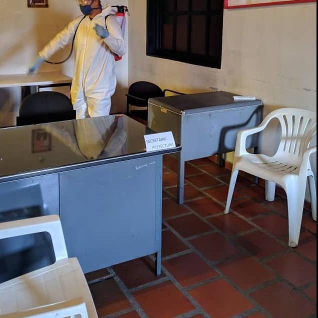 Diario Frontera, Frontera Digital,  ALCALDÍA DE MÉRIDA, Regionales, ,Alcaldía de Mérida dispone jornadas de desinfección contra el Covid19