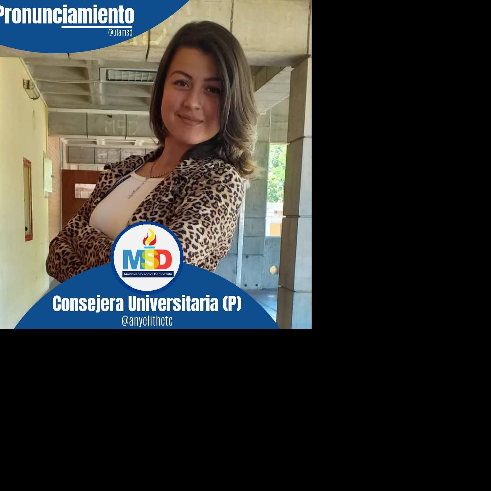 Diario Frontera, Frontera Digital,  BECAS UNIVERSITARIAS, Regionales, ,Anyelith Tamayo: Becas  en la ULA no alcanza  ni para pagar un pasaje urbano