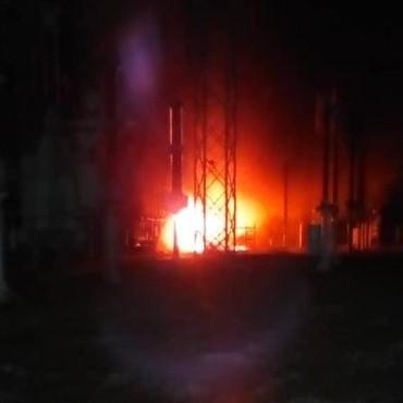 Diario Frontera, Frontera Digital,  PLANTA CENTRO, Nacionales, ,Explosión en subestación eléctrica  No. 6 de Planta Centro