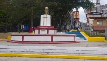 Diario Frontera, Frontera Digital,  PARUQE GLORIAS PATRIAS, Regionales, ,Parque Glorias Patrias y Paseo del Futbolista  recuperados por el gobierno bolivariano