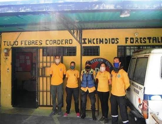 Diario Frontera, Frontera Digital,  Rostros de mi Pueblo, Regionales, ,Brigadistas de Mérida activados en la lucha contra Covid-19
