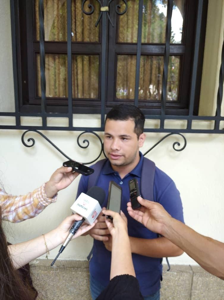 Diario Frontera, Frontera Digital,  ULA, Regionales, ,Duglas Matheus (FAU): Universidad de los Andes  aportará en la reconstrucción de la biblioteca de Oriente.