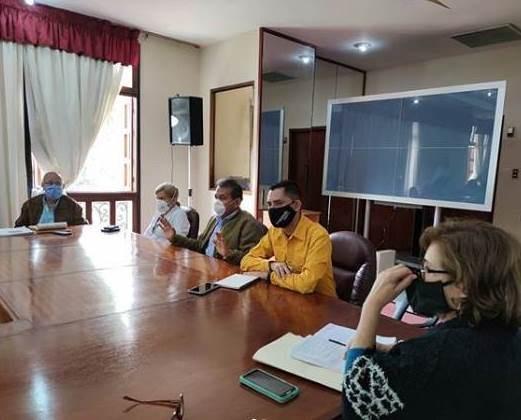 Diario Frontera, Frontera Digital,  CLEBM, JESÚS ARAQUE, Regionales, ,Jesús Araque estuvo en dálogo con sectores del Iahula
