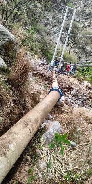Diario Frontera, Frontera Digital,  AGUAS DE MÉRIDA, Regionales, ,Villa Libertad recuperó servicio de agua potable para bienestar familiar