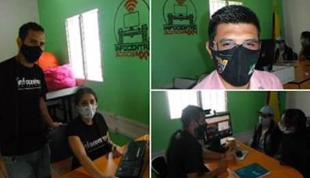 Diario Frontera, Frontera Digital,  ROSTROS DE MI PUEBLO EN CUARENTENA, Regionales, ,Jóvenes impulsan atención y capacitación tecnológica en Mérida