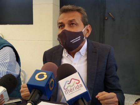 Diario Frontera, Frontera Digital,  GOBIERNO DE MÉRIDA, Regionales, ,Ramón Guevara: La flexibilización no implica  que las medidas de prevención se supriman