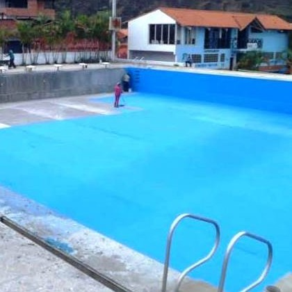 Diario Frontera, Frontera Digital,  PISCINA, DON LUIS, Deportes, ,Trabajan para culminar reparaciópn de piscina de la Don Luis