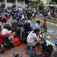 Diario Frontera, Frontera Digital,  COLAS, MIGRANTES, Nacionales, ,Venezuela restringirá paso de migrantes por frontera con Colombia