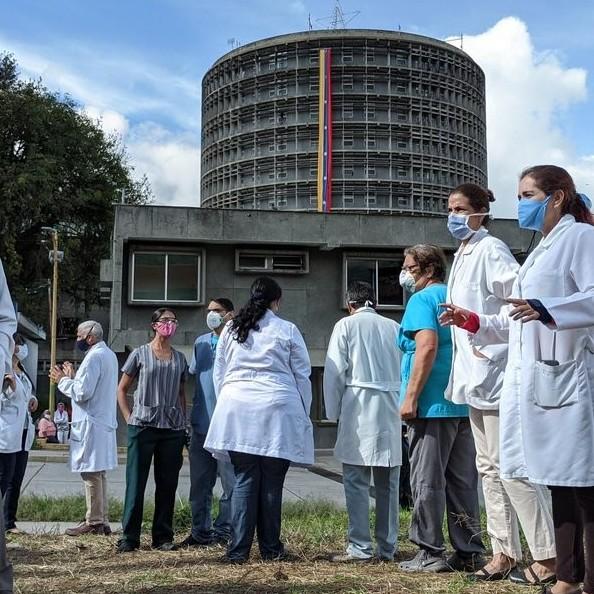 Diario Frontera, Frontera Digital,  MÉDICOS PROTESTAN, Regionales, ,Médicos merideños protestaron  en rechazo a la situación del combustible
